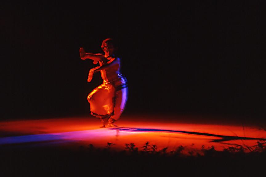 klassischer indischer Tanz #2