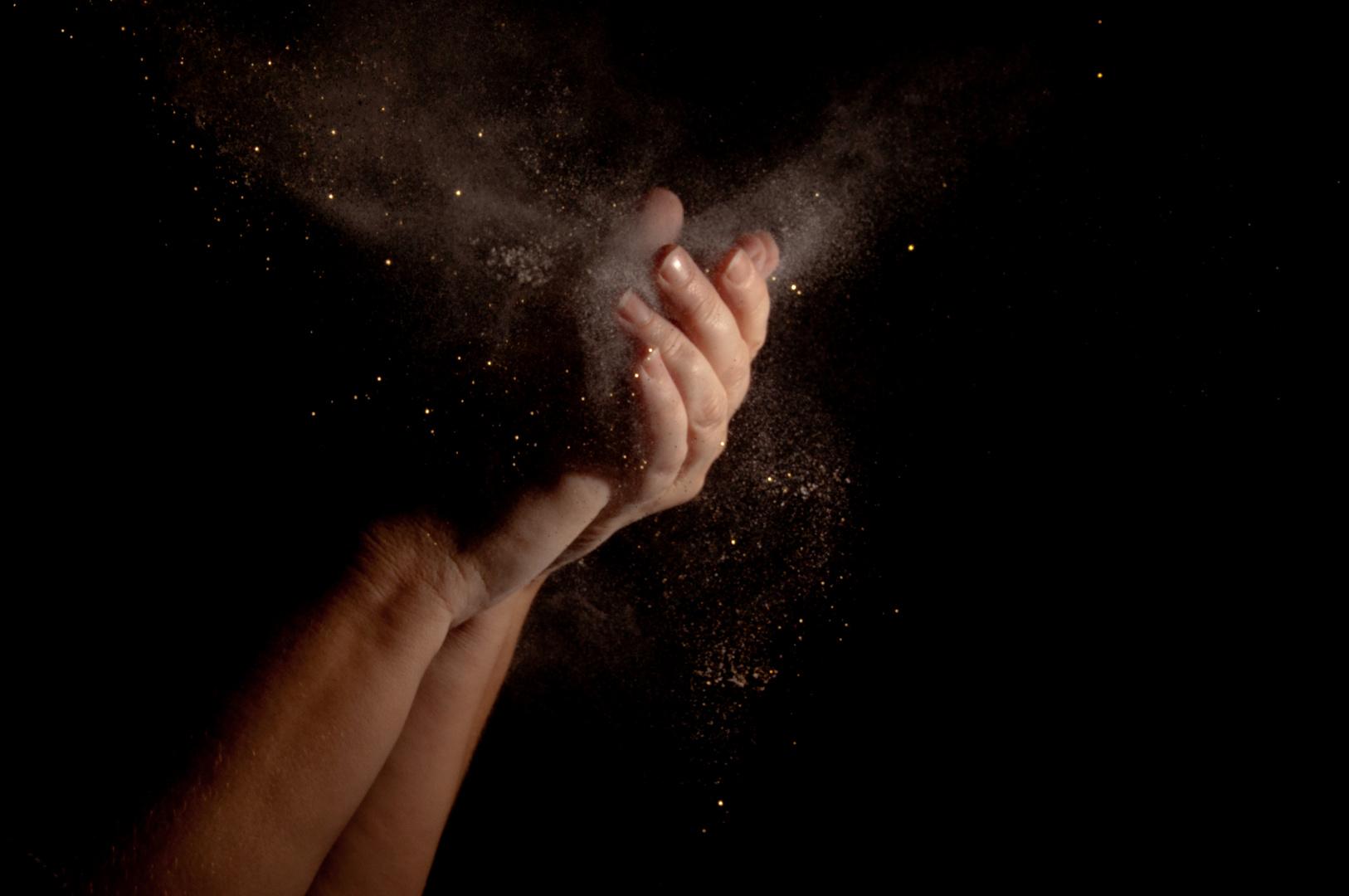 Klatschende Hände