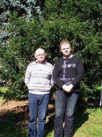 Klaus-Dieter und Jürgen Remmert