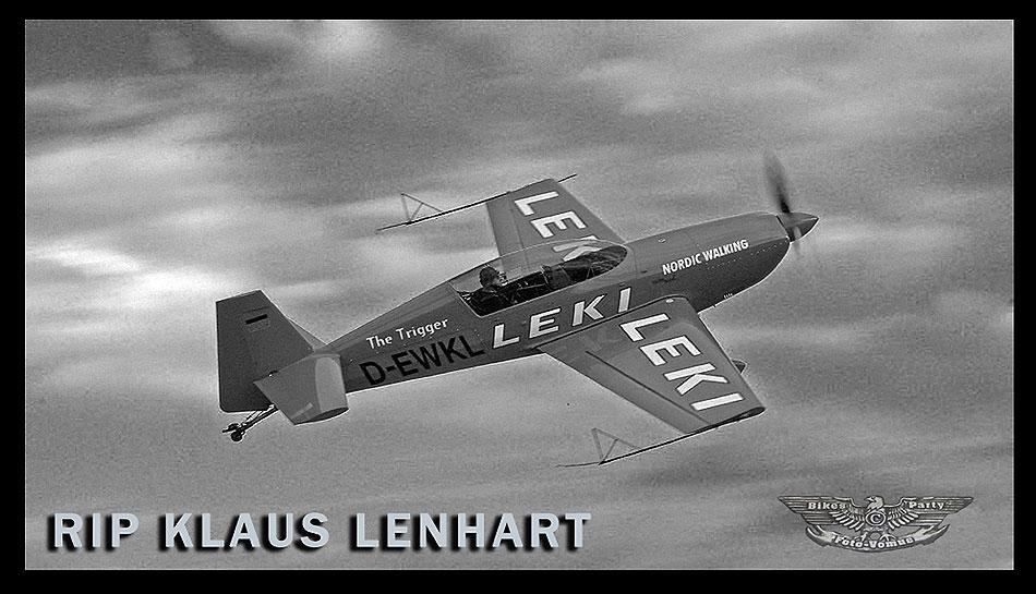 Klaus fliegt nicht mehr...