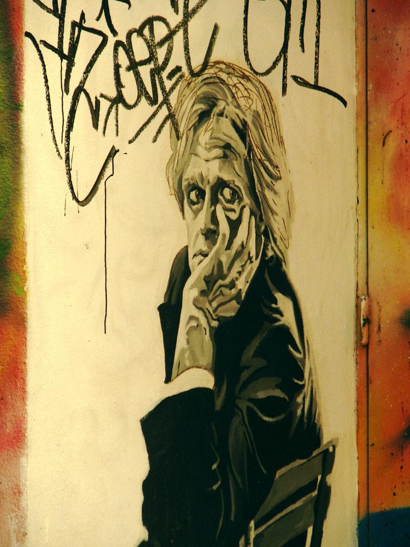 Klaus Kinski.