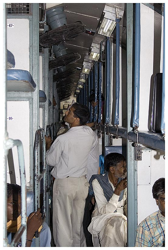 - klaustrophobie vs. transportkomfort -