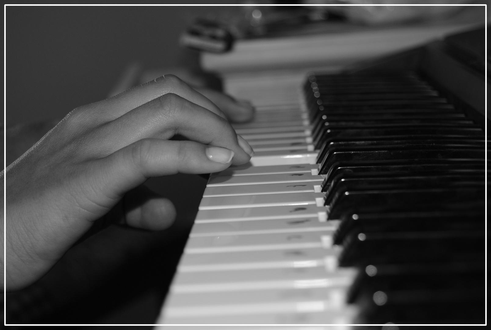 Klavier...