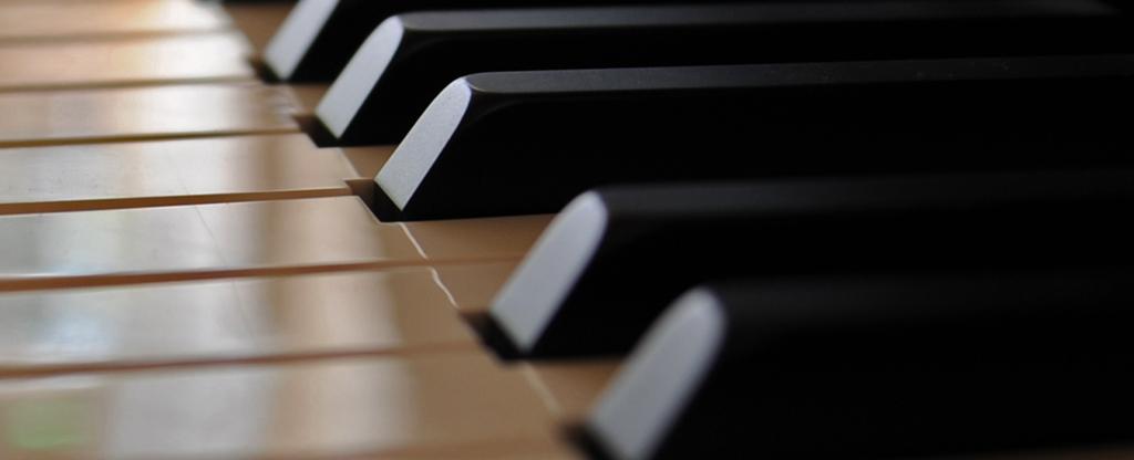 Klavier ...