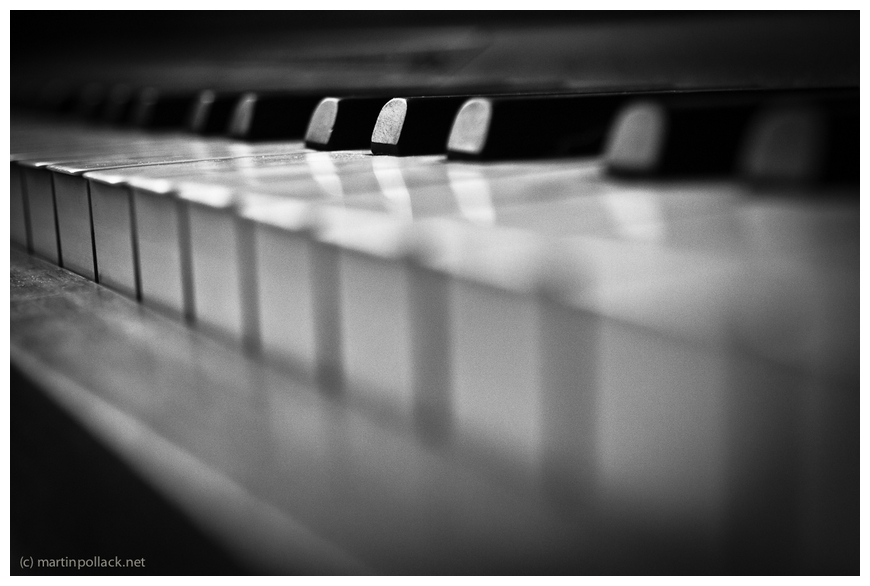 Klavier: Tasten III