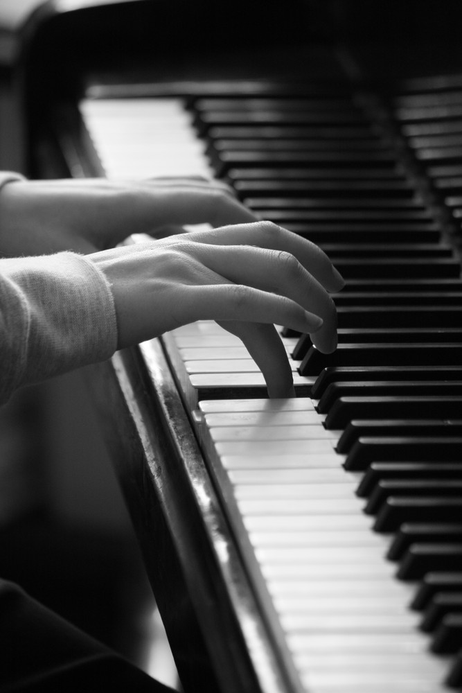 Klavierprobe