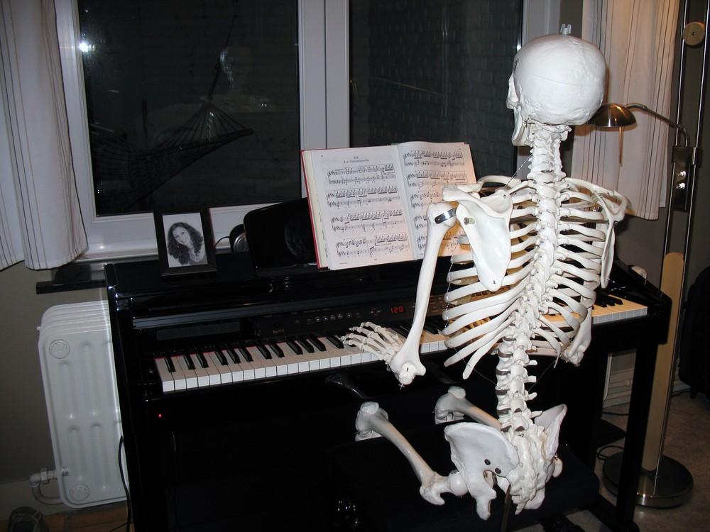 Klavierspielen aus Leidenschaft