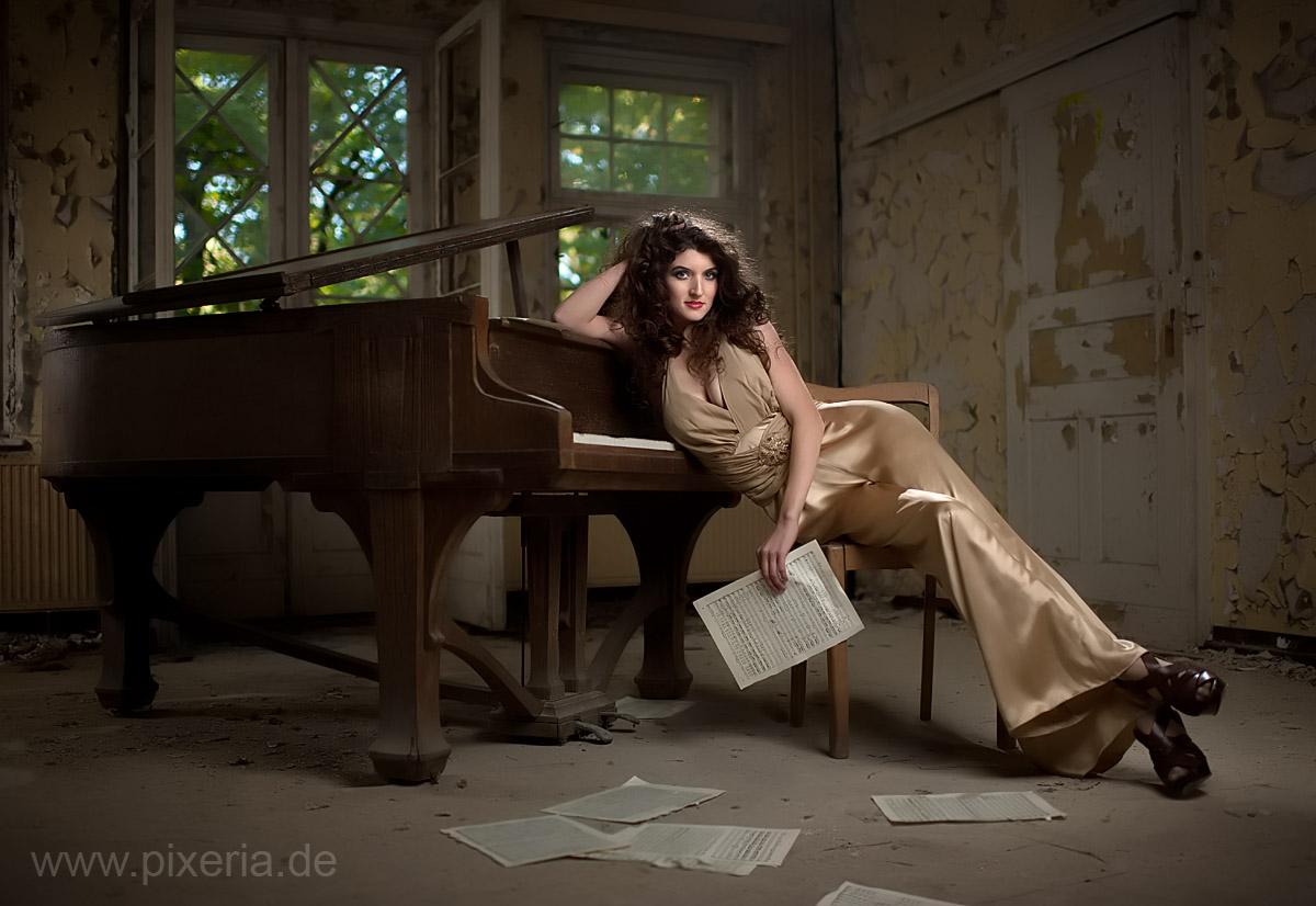 Klavierstunde I