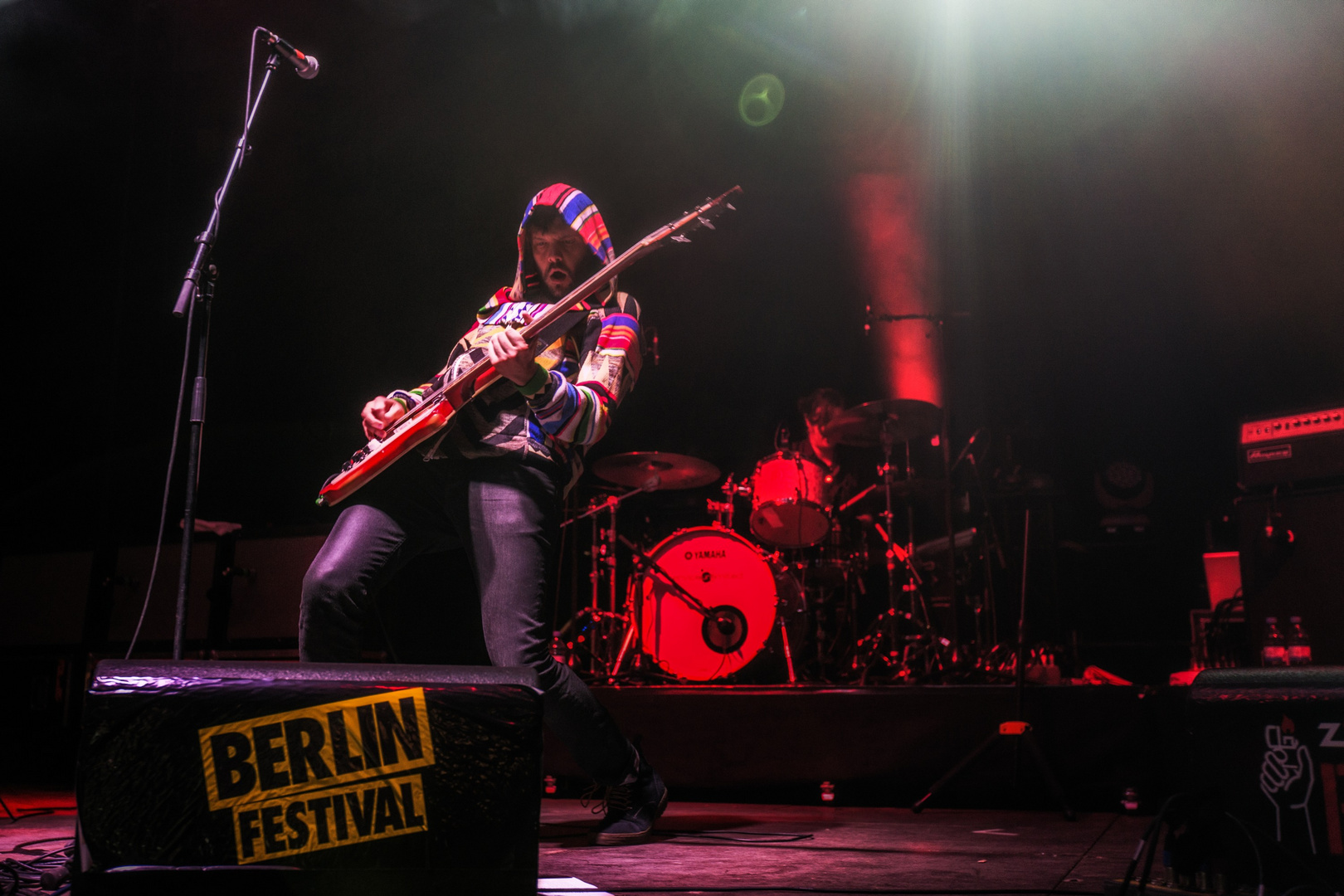 Klaxons beim Berlin Festival