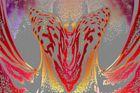 Klecksel's Ecke - Orchidee #2