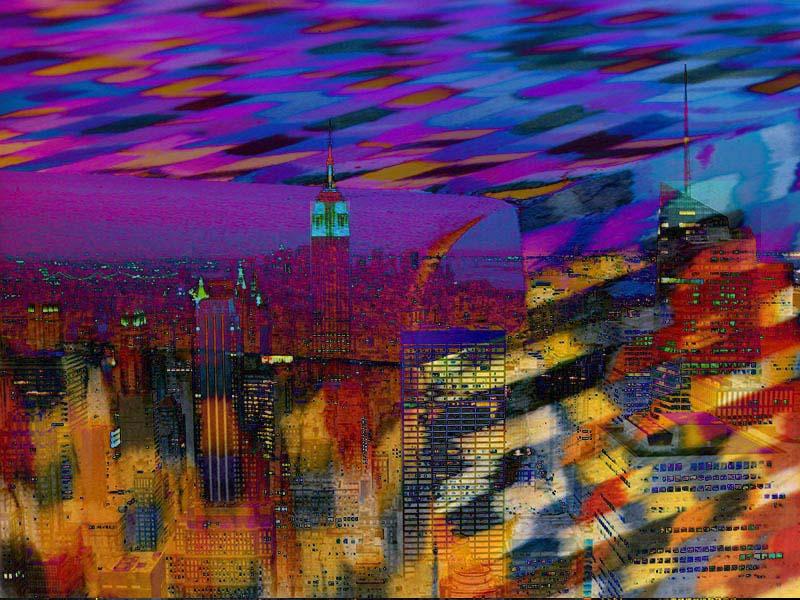 Klee liebt New York??