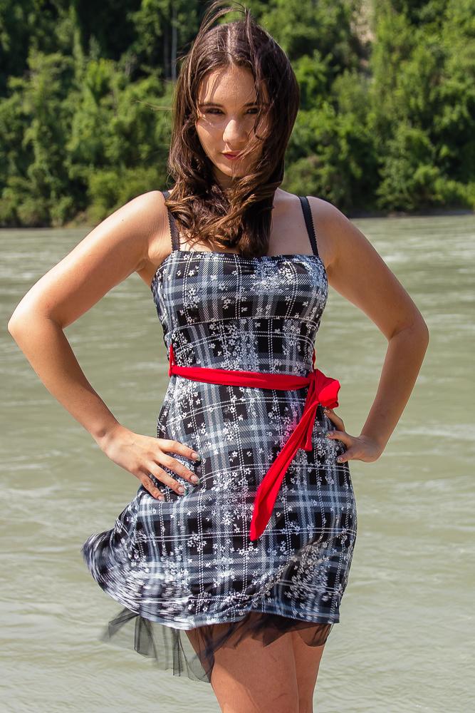 Kleid, Wasser