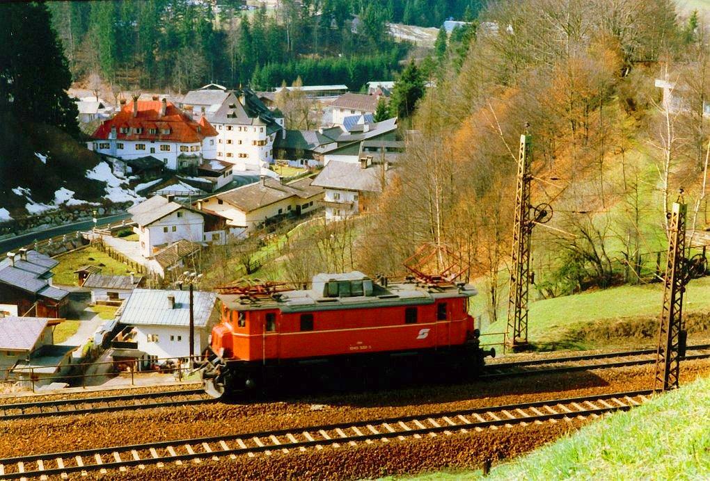 """""""Klein aber fein"""", Fieberbrunn, 30.03.1989"""