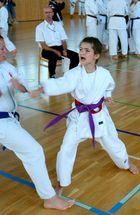 klein aber...karatekids