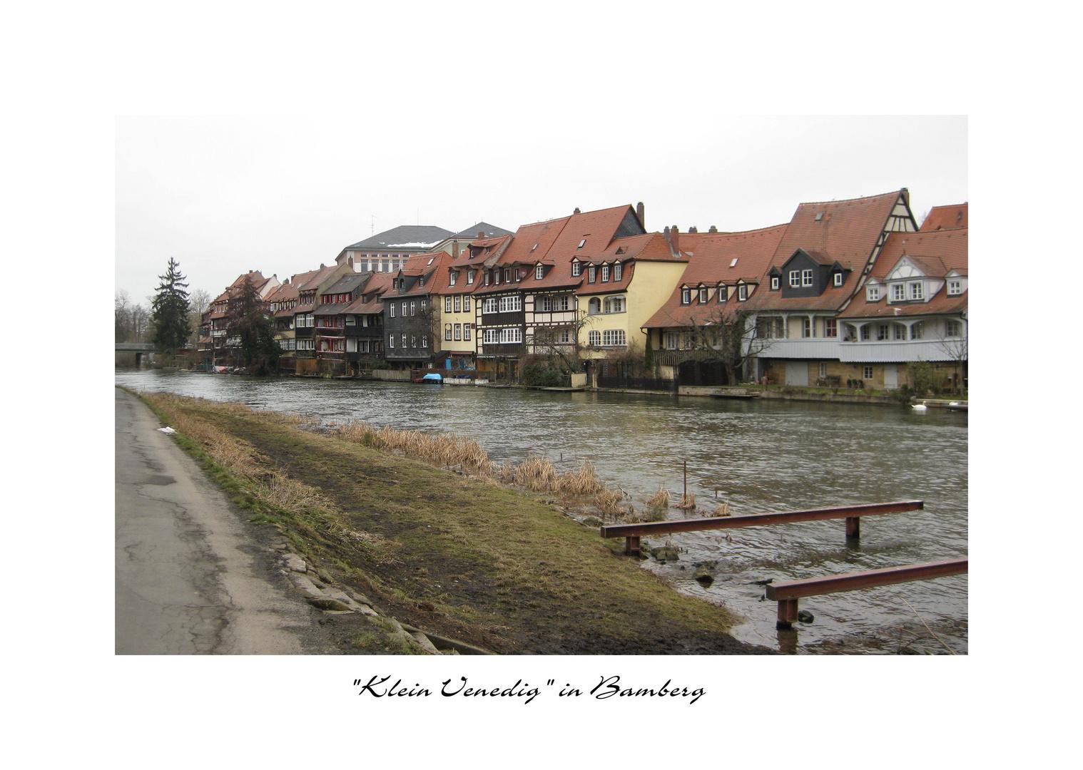 """""""Klein Venedig"""" / Bamberg"""