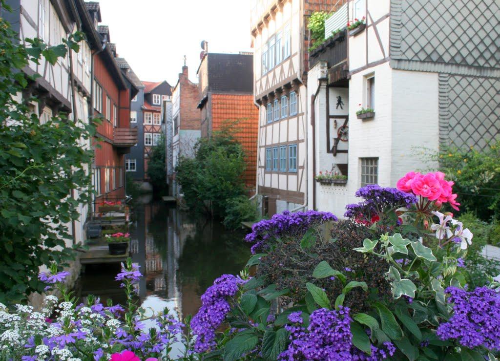 Klein-Venedig in Wolfenbüttel