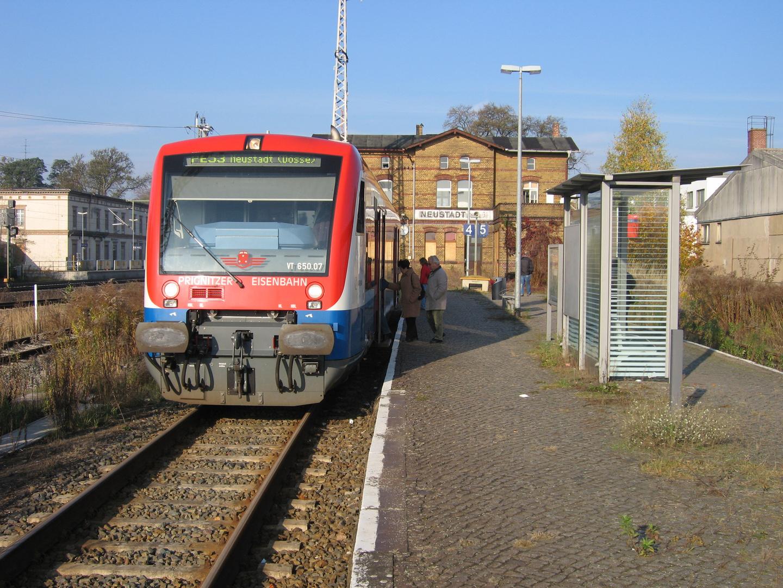 Kleinbahnhof Neustadt(Dosse)