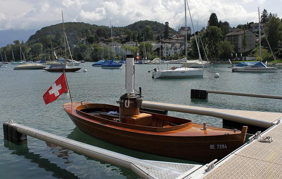 Kleindampfboot
