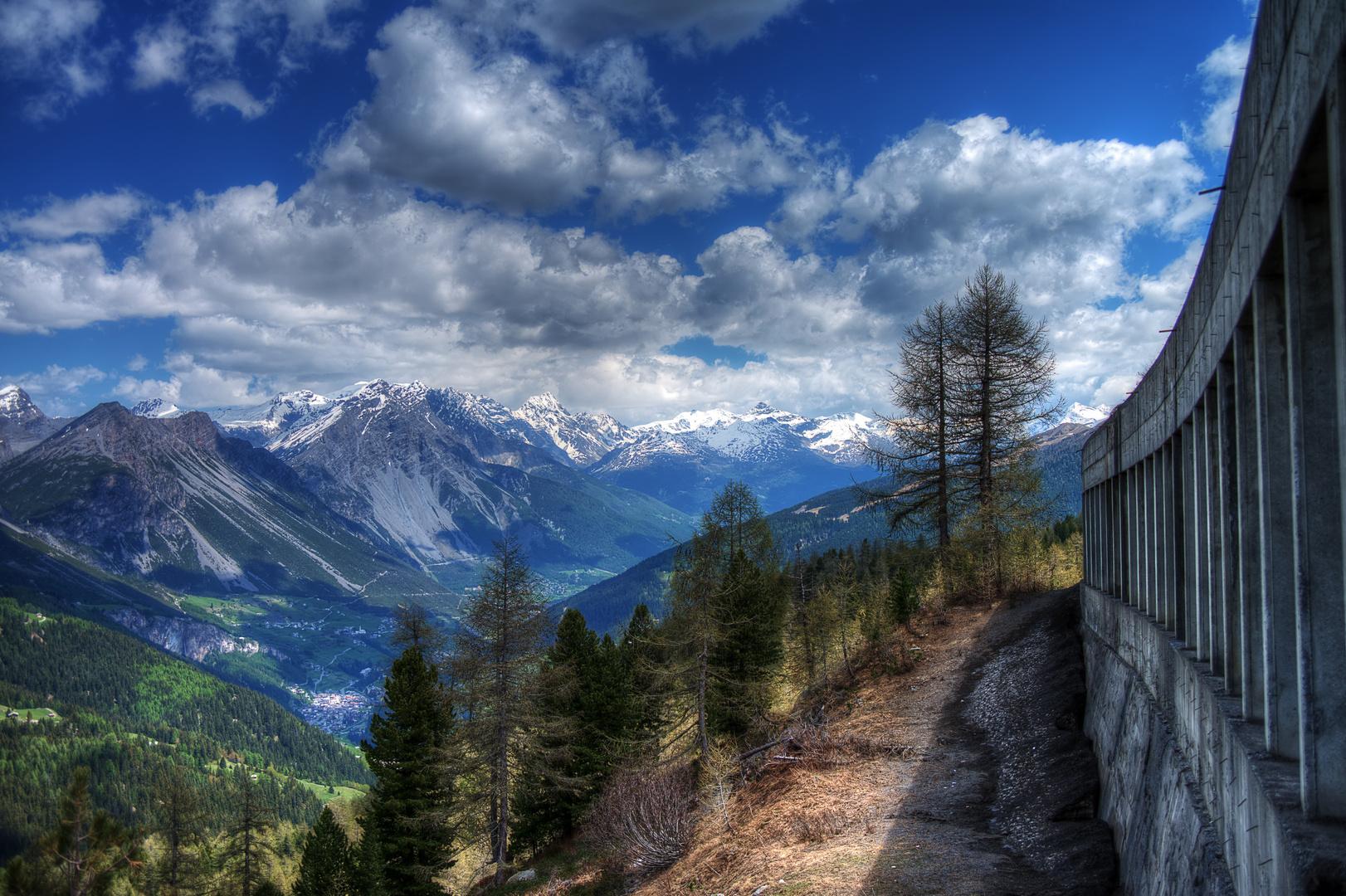 Kleine Alpentour I