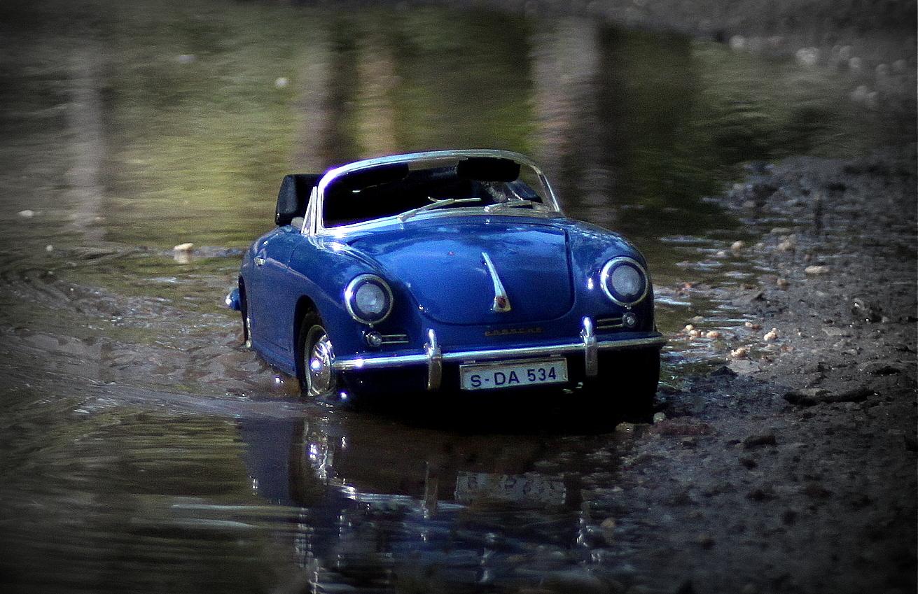 Kleine Autos in der großen weiten Welt Teil 6