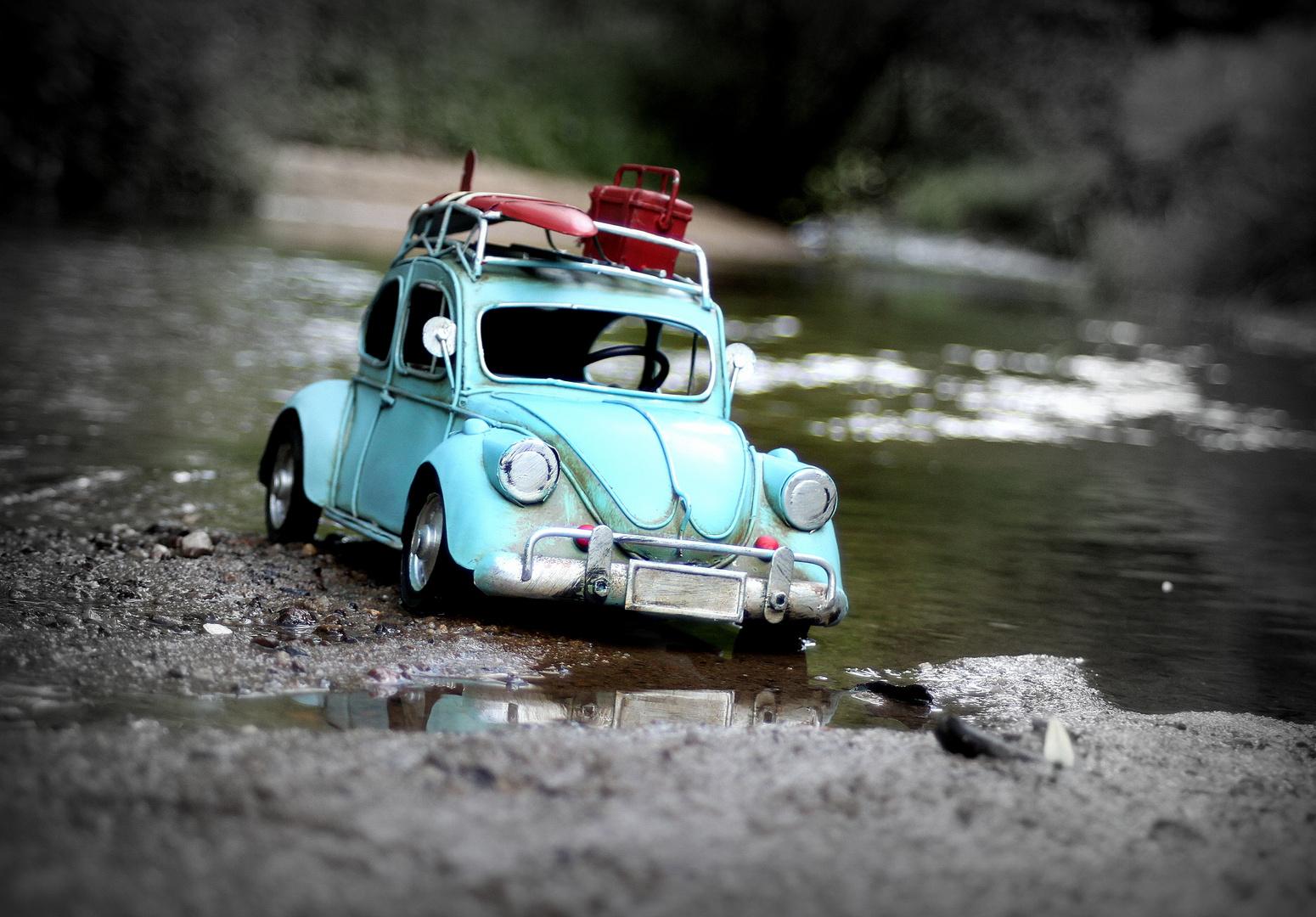 Kleine Autos in der großen Weiten Welt Teil1