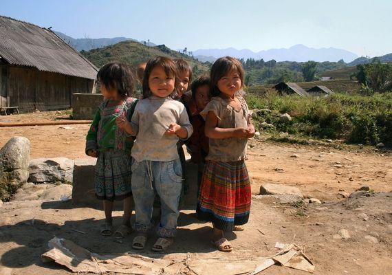 Kleine Bergbewohner