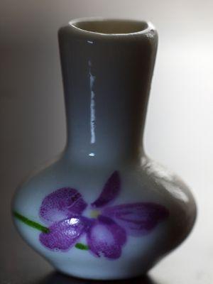 Kleine Blumenvase