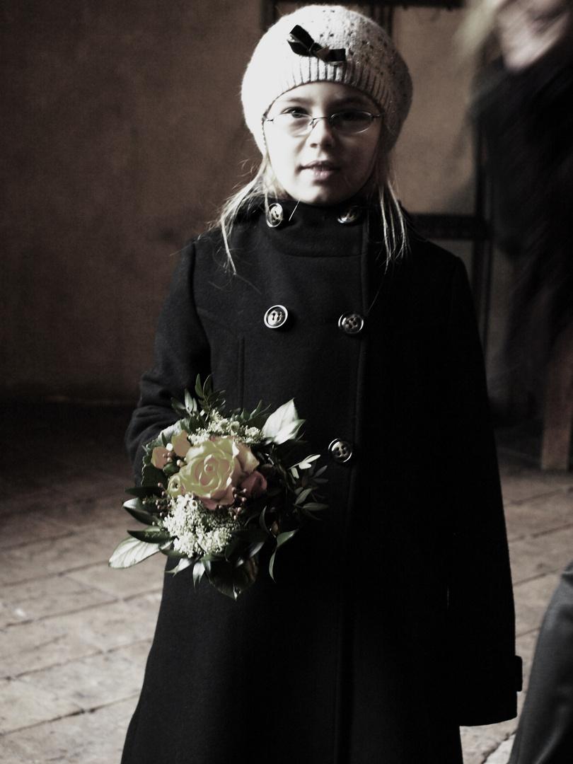 kleine Braut