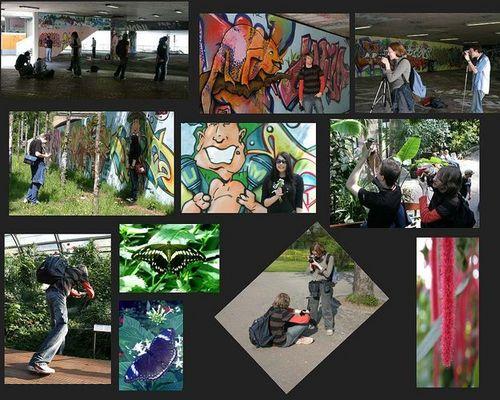 """""""kleine"""" Collage (mit kleinen Bildern)"""