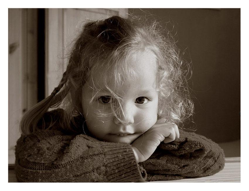 kleine dame