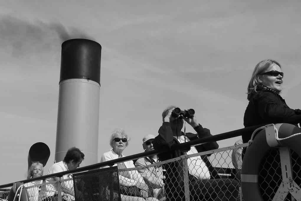 Kleine Dampfschifffahrt