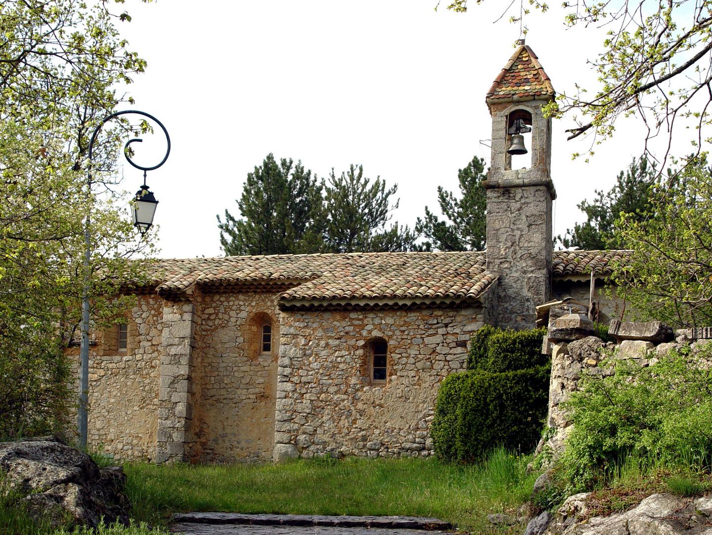 kleine Dorfkirche