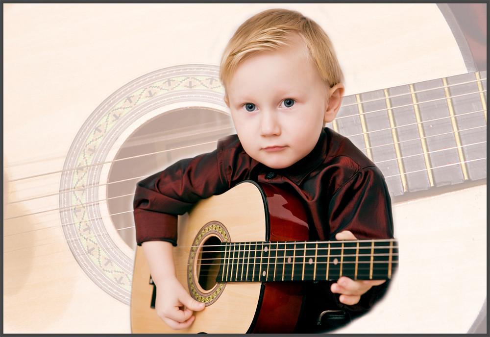 Kleine Elvis.