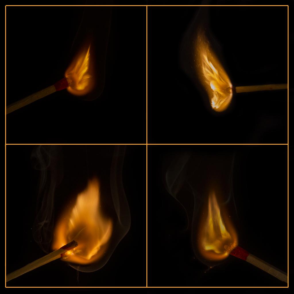 kleine Feuerprobe