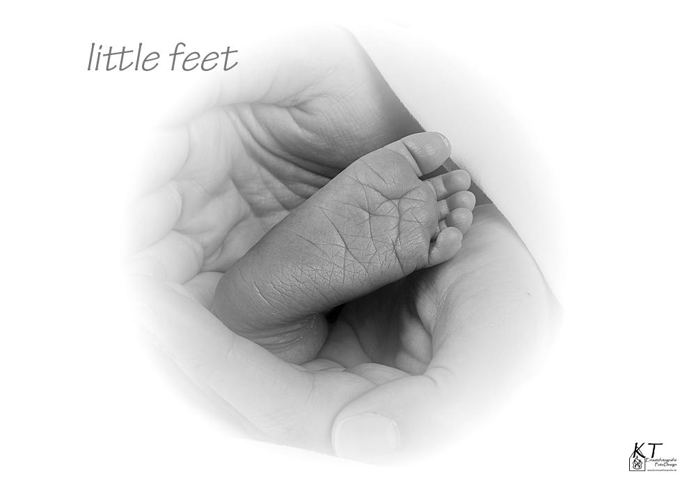 Kleine Füße.....