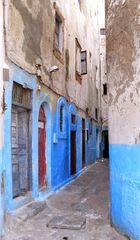 Kleine Gasse in der Medina
