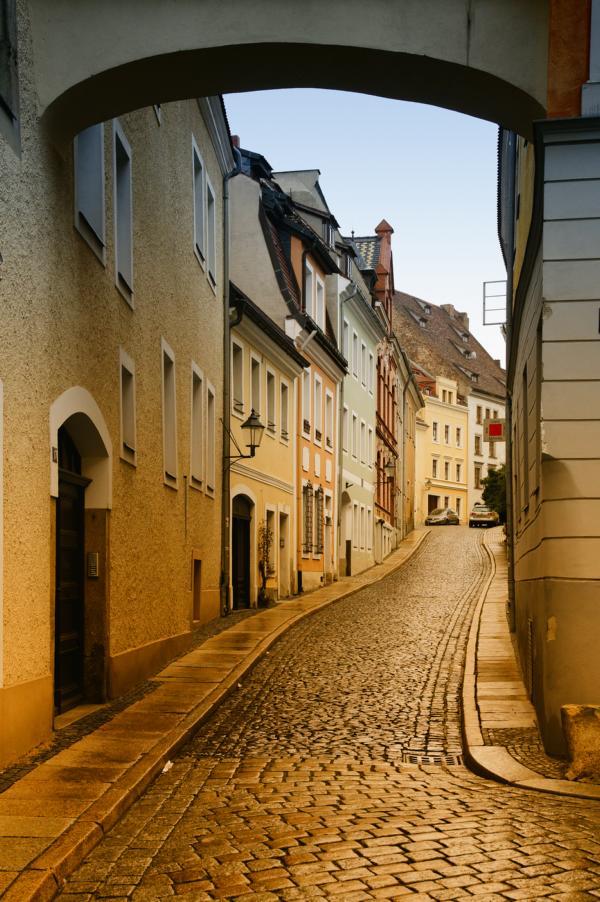 Kleine Gasse in Görlitz