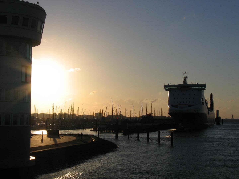 kleine Hafenromantik