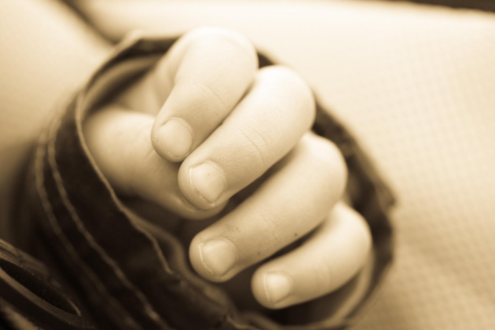 Kleine Hand
