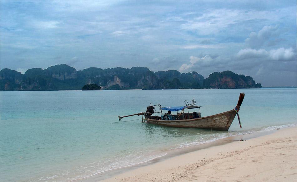 Kleine Insel bei Ao Nang (Krabi)