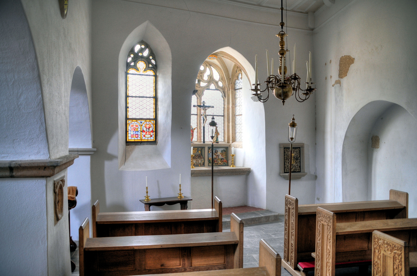 Kleine Kapelle ....