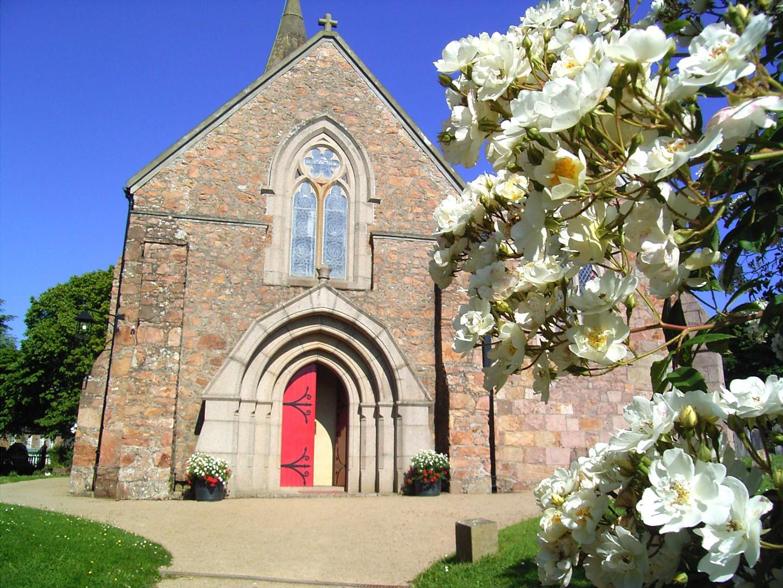 Kleine Kapelle auf Jersey