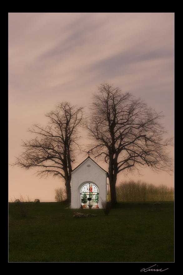 Kleine Kapelle bei Donauwörth