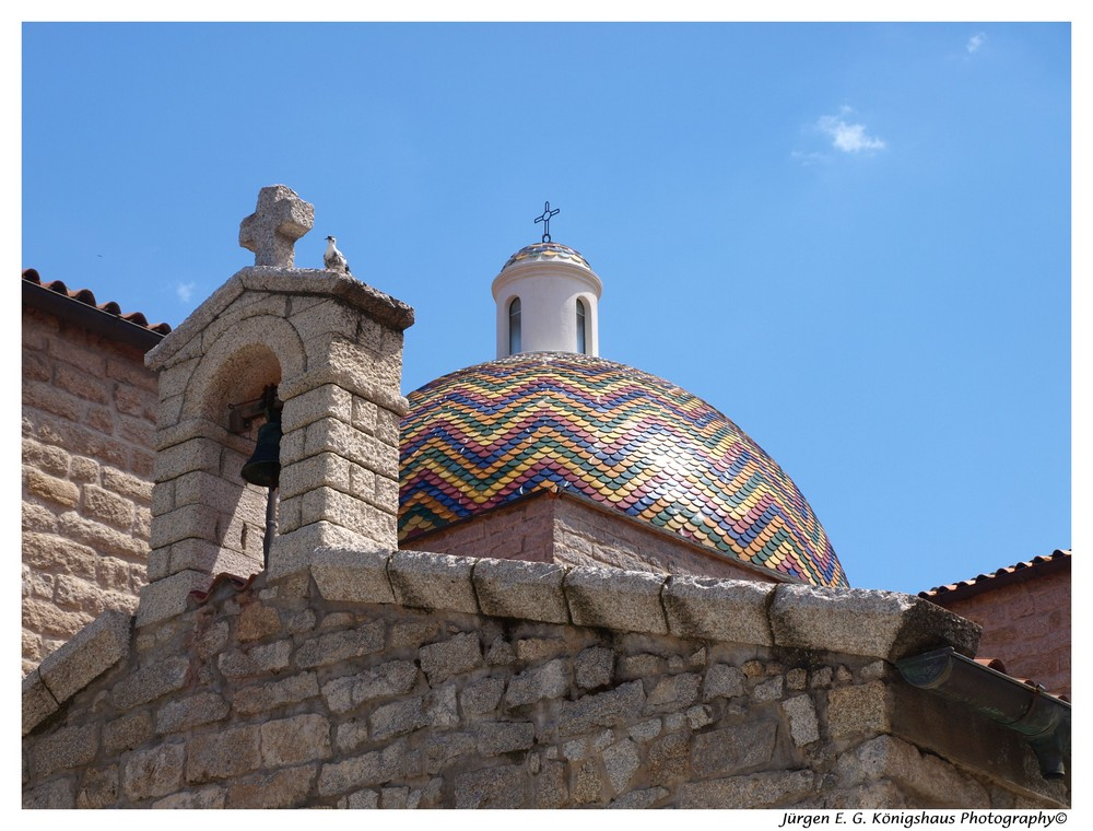 Kleine Kapelle in Olbia