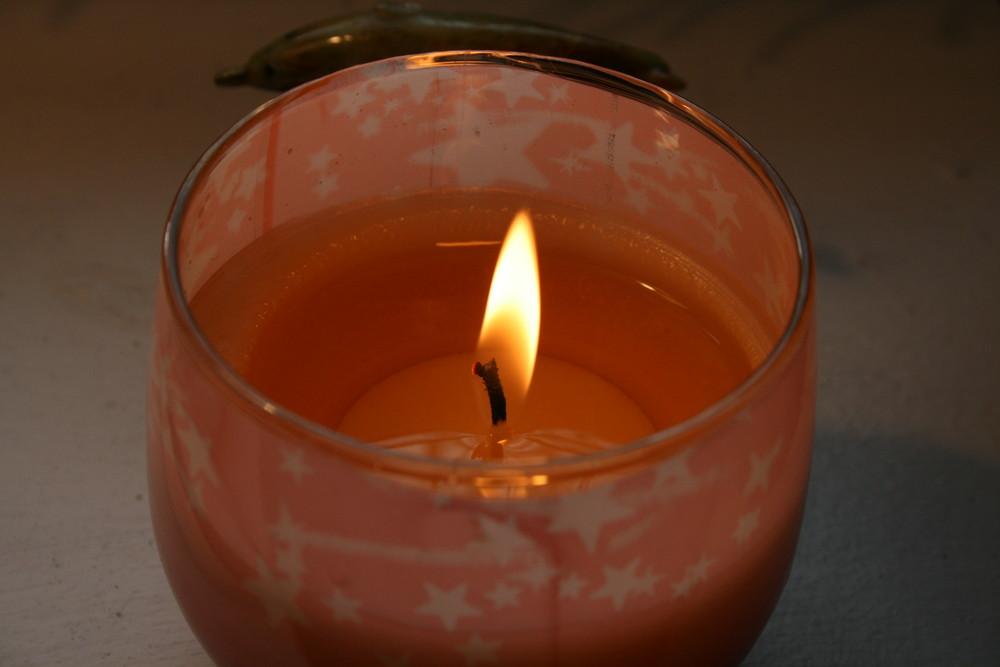 kleine Kerze