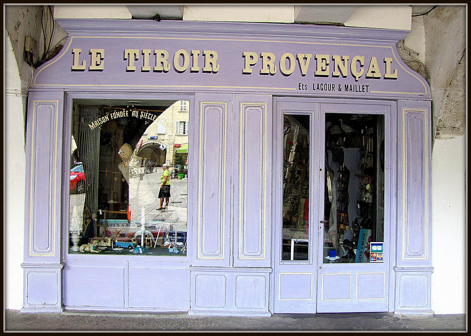 Kleine Läden in Nyons 6