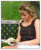 Kleine Leseratte :-)