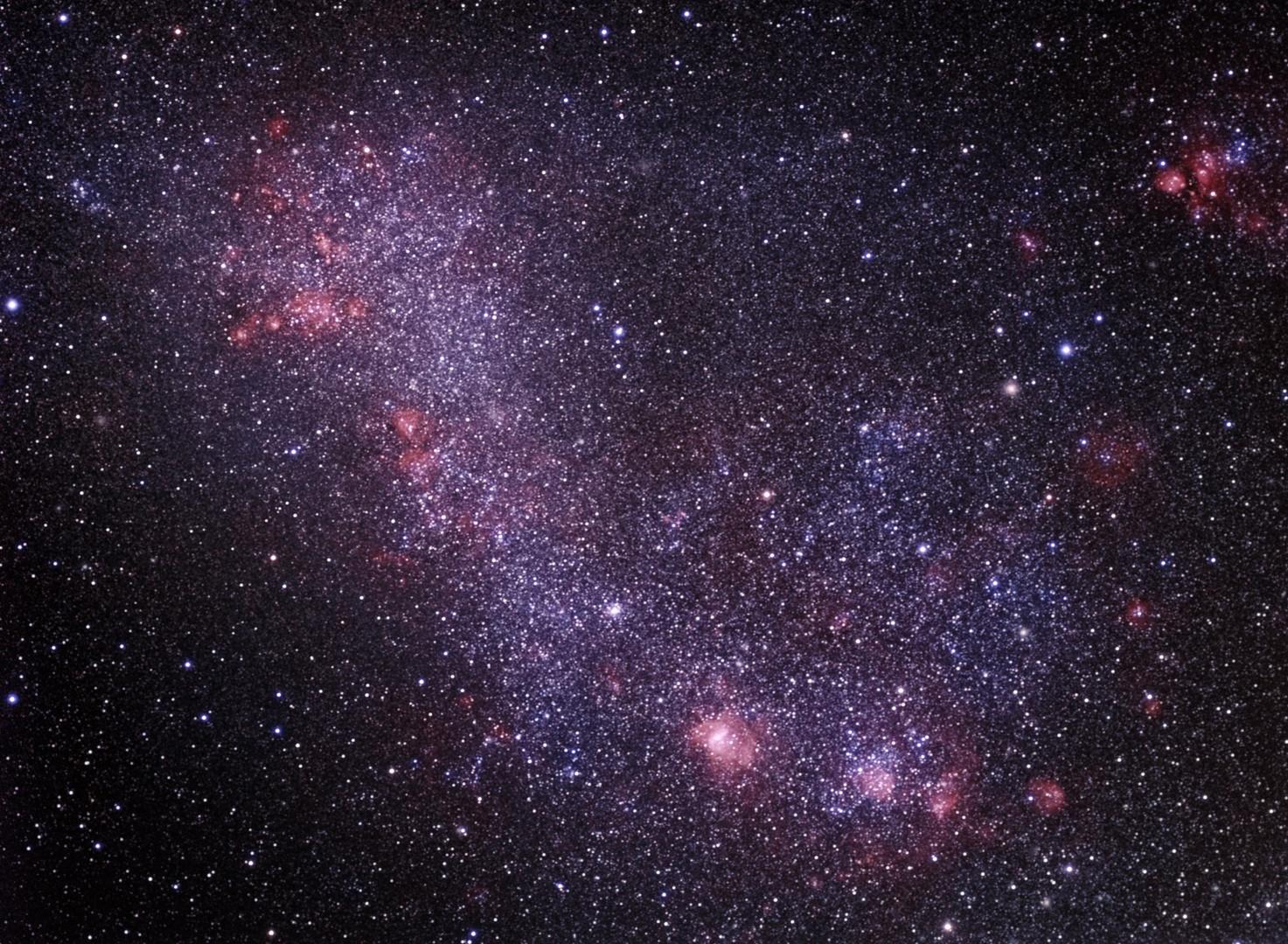 Kleine Magellan'sche Wolke