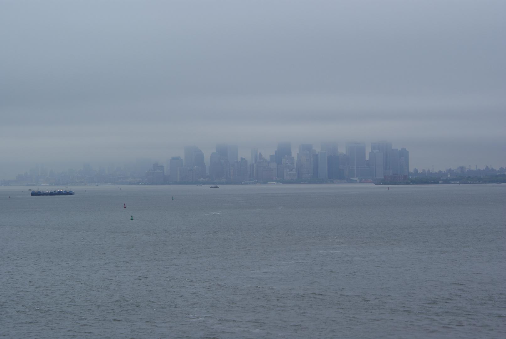 Kleine New York Serie-Teil 5(letzter Teil): Einfach kein Glück...Manhatten Fog line