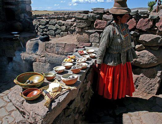 Kleine peruanische Köstlichkeiten
